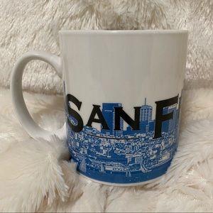 "Starbucks ""Skyline Series"" San Francisco Mug"